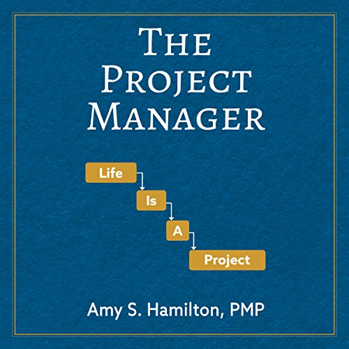 The Project Manager audiobook cover art