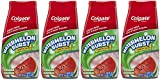 Colgate Anticavity Kids Toothpaste with Fluoride for Ages 2+, Watermelon Burst Flavor - 4.6 Ounce (4 Pack)