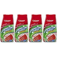 Colgate 2-in-1 Kids Toothpaste & Anticavity Mouthwash, Watermelon Burst, 4.6 Oz (4 Pack)