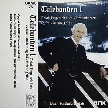 """Telebonden I - Aslak Høgetveit Kved """"Draumkvedet"""" Og Frå """"Sterke Nils"""""""