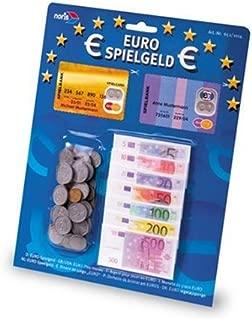 Noris 606521014 - Euro SPIELGELD SCH
