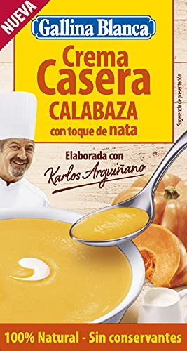 Gallina Blanca Gallina Blanca Crema Casera de Calabaza Envase, 500