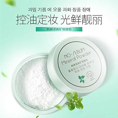 Maquillaje En Polvo Mineral marca ROREC