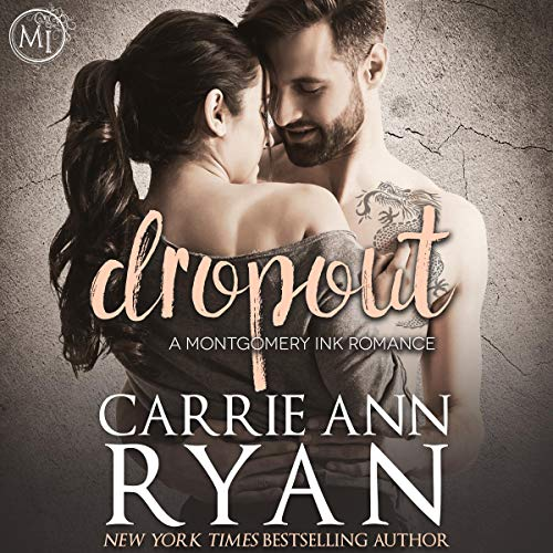 Dropout Audiobook By Carrie Ann Ryan cover art
