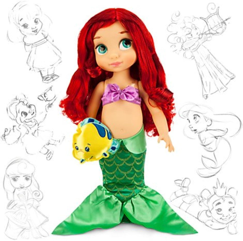The Little Mermaid Animator Doll