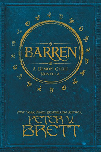 Image of Barren (Demon Cycle)