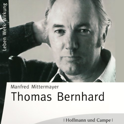 Thomas Bernhard audiobook cover art
