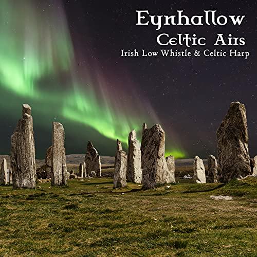 Celtic Airs: Irish Low Whistle & Celtic Harp