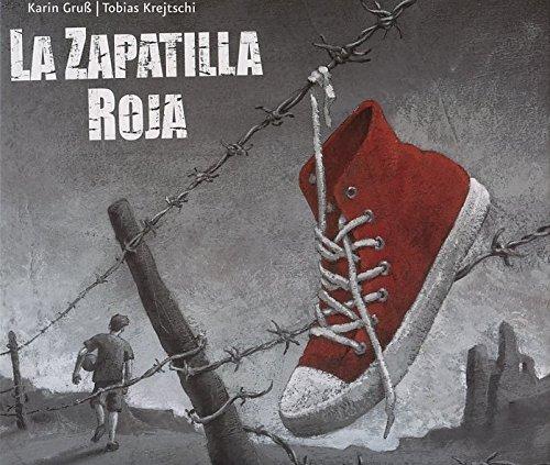Zapatilla Roja, La (Rosa y manzana)