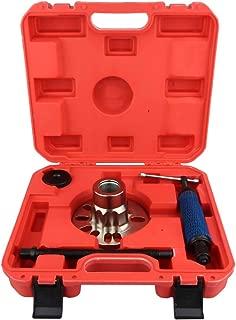 PRIT 26PCS Herramientas de rodamiento de Rueda Universal Press /& Pull Funda Kit Bush extraer rodamientos de inserci/ón