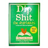 Dip Shit .75oz Pouch (Pack of 6) (Chip and Vegetable Dip)
