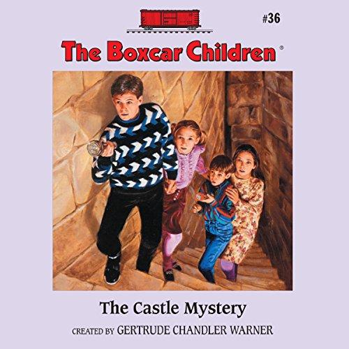 Bargain Audio Book - The Castle Mystery