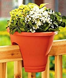 Mountable Railing Planter