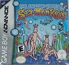 Amazing Virtual Sea-Monkeys (Gameboy Advance)
