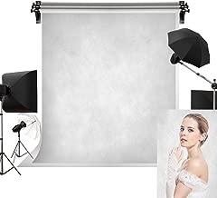 Kate 5x7ft/1.5m(W) x2.2m(H) Silver Grey Background Silver Backdrop Portrait Photography Texture Backdrop Photography Studio Props Photographer