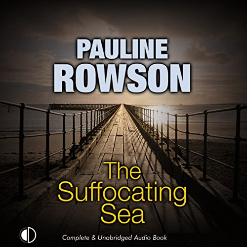 The Suffocating Sea audiobook cover art