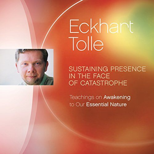 Sustaining Presence in the Face of Catastrophe audiobook cover art