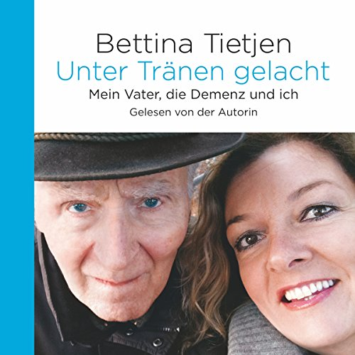 Unter Tränen gelacht audiobook cover art