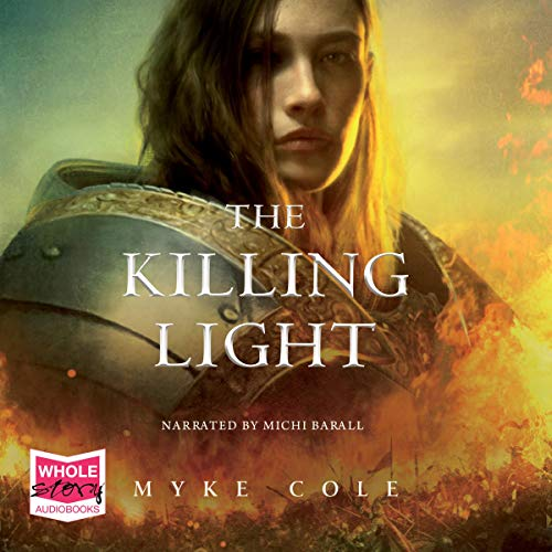 Couverture de The Killing Light
