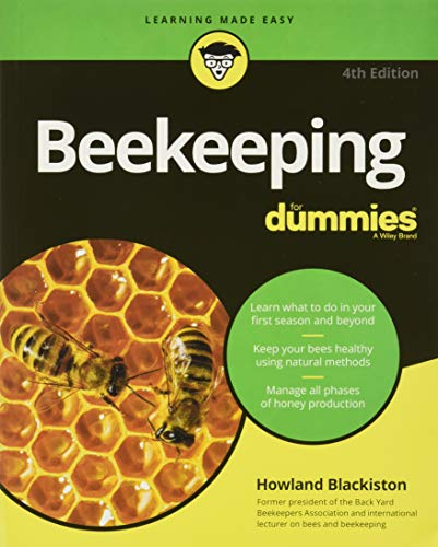 Beekeeping For Dummies (For Dummies (Pets))