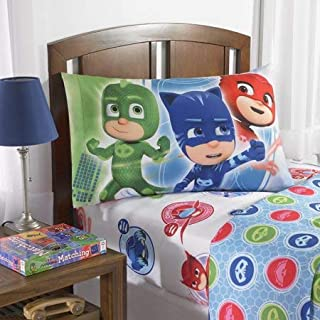 Pj Mask Kids Full Bedding Sheet Set