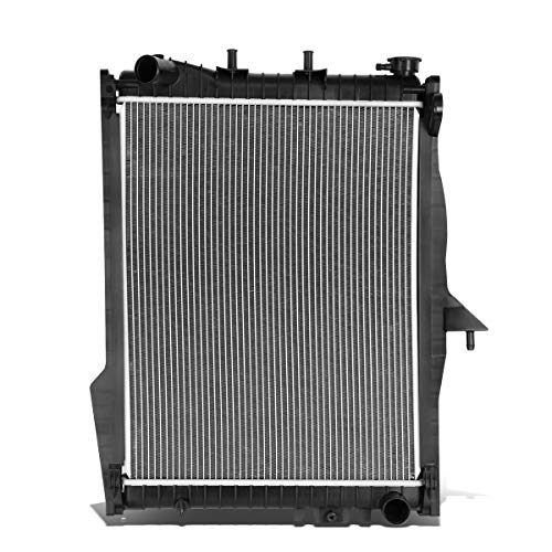 DNA Motoring OEM-RA-2738 2738 OE Style Aluminum Cooling Radiator Replacement