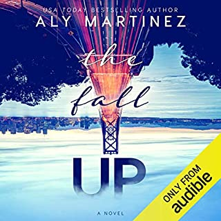 The Fall Up audiobook cover art