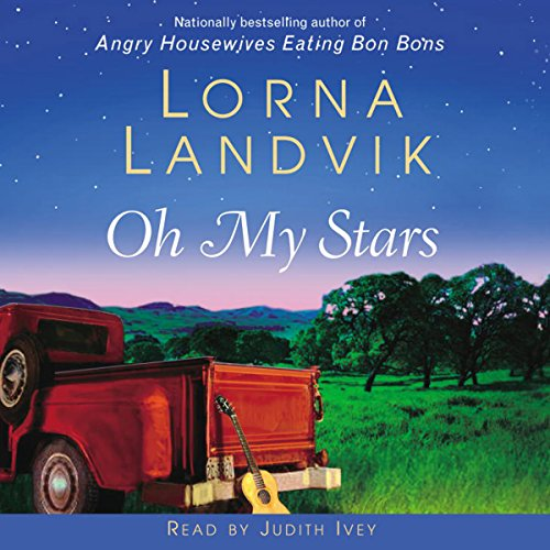Oh My Stars audiobook cover art