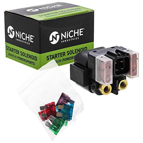 NICHE Starter Relay for Yamaha FX Nytro Phazer GT RTX XTX MTX Venture Lite MP