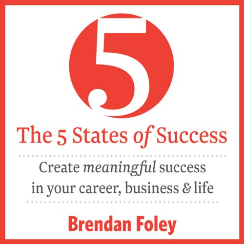 The 5 States of Success audiobook cover art