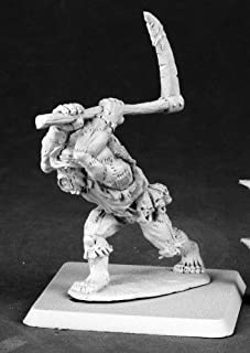 The Scarecrow Flesh Golem Pathfinder Series Miniatures by Reaper