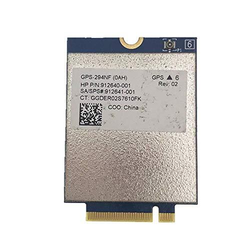 Miwaimao für HP Pro X2 612 G2 Tablet 12 Zoll Cellular Card WWAN GPS-294NF 912641-001 912640-001