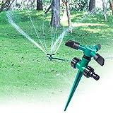 oanie Garden Sprinklers for Yard, 360 Degree...