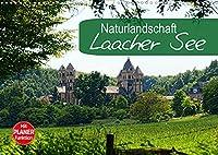 Naturlandschaft Laacher See (Wandkalender 2022 DIN A3 quer): Vulkanlandschaft in der Eifel (Geburtstagskalender, 14 Seiten )
