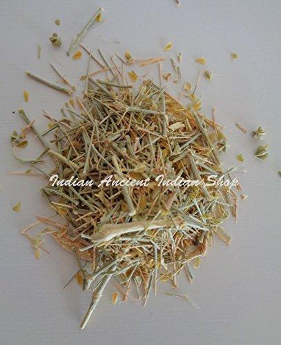 DHAMASA, Fagonia Arabica, Indian Raw & Whole Herbs, 100 GM (3.5 Oz)