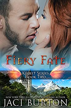 Fiery Fate (Kismet Book 2) by [Jaci Burton]