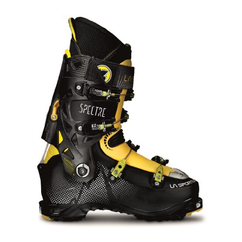 La Sportiva Spectre skischoenen, geel/zwart, maat 31