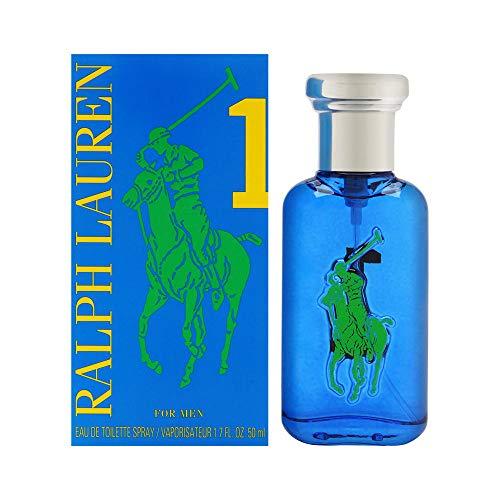 Ralph Lauren Big Pony Blue Et 50 Vp - 50 Mililitros
