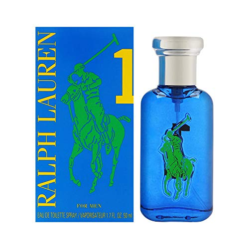 Ralph Lauren The Big Pony Collection Blue No.1 For Men Eau De Toilette 50ml