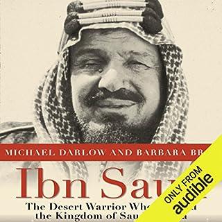 Ibn Saud audiobook cover art