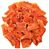 Dried Carrots by Its Delish, 5 lbs Bulk Bag of Dehydrated Carrot Dices for Soup Vegetables, Food Supply and Camping