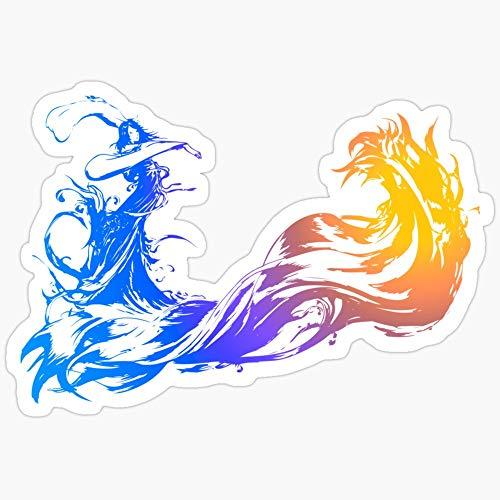 Deangelo Final Fantasy X Aufkleber, 3 Stück