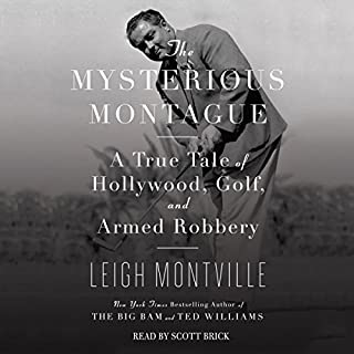 The Mysterious Montague cover art
