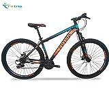 FitTrip 29' Snyper 221 MTB 21 Speed (Blue Orange)