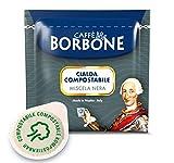Caffé Borbone Kaffeepads aus Papier Kaffee-Mischung ESE 44Rot Blau Gold Schwarz Sorte wählbar...