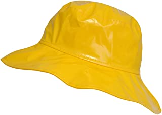 Best vinyl rain hats Reviews