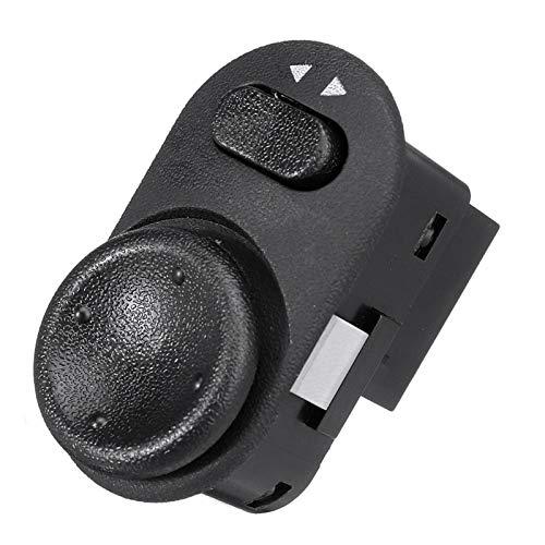 LICHONGUI 8 Pin Coche Retroview Spirmit Interruptor Ajustar la Perilla 9226863 6240487 9226861 para Opel Vaux-Hall Astra