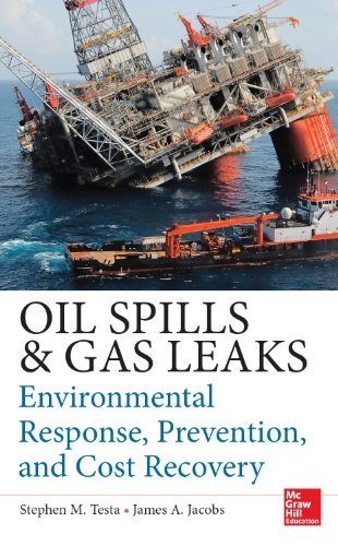 Oil Spills and Gas Leaks: Environmental Response, Prevention and Cost Recovery (English Edition)