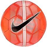 Nike NK MERC Fade Ballon de Football Hyper Crimson/Blanc/Noir, 5