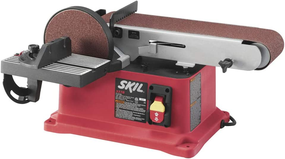 SKIL 3376-01 ! Super beauty product restock quality top! 4-inch x Max 40% OFF Belt 36-inch Disc Sander